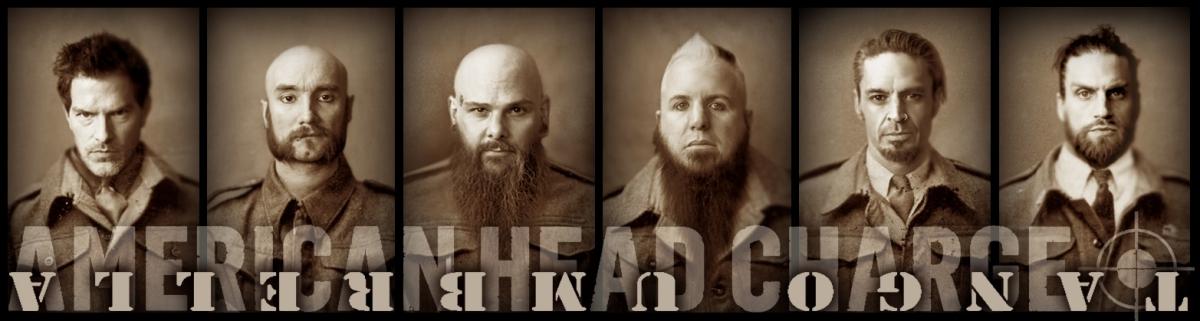 AmericanHeadCharge courtesy of Napalm Records