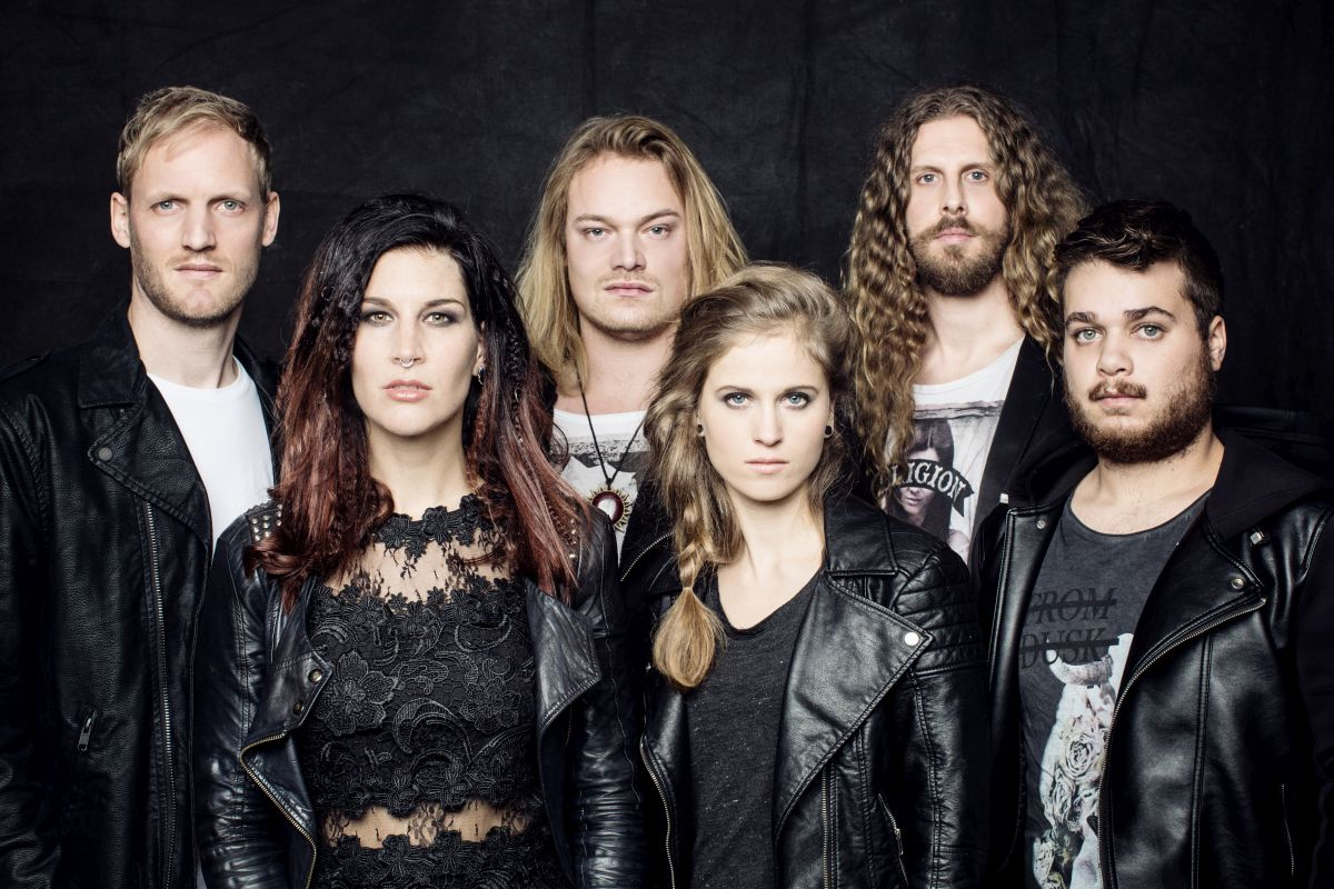 Delain Band 2016 by Sandra Ludewig