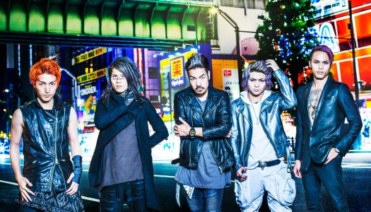 CROSSFAITH Interview – Hamburg, Logo, 01.03.2016