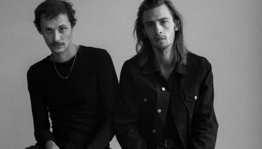 Das Berliner Rock-Duo MILLIARDEN startet durch