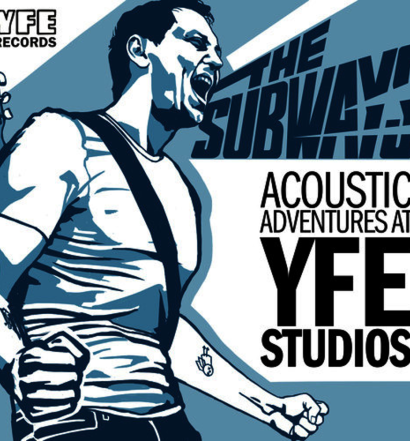 cover - the subwas - acoustic ep