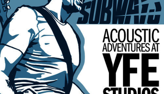 THE SUBWAYS – Acoustic Adventures At YFE Studios