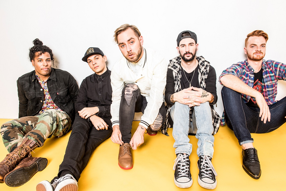 ISSUES-photo courtesy of Rise Records