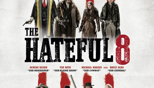 THE HATEFUL 8 – BD