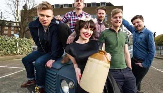 SKINNY LISTER auf Tour, bestätigen weitere Show in Hannover