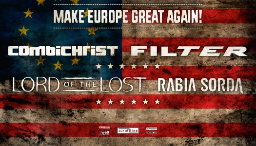 COMBICHRIST, FILTER, Köln, Live Music Hall, 09.06.2016