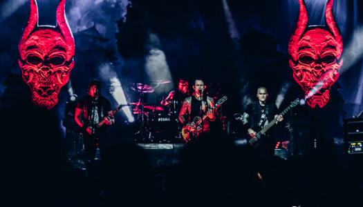 TRIVIUM, ANY GIVEN DAY, Hannover, Capitol, 23.06.2016