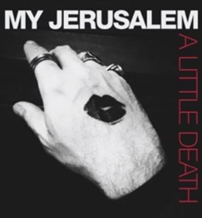cover - my jerusalem - a little death