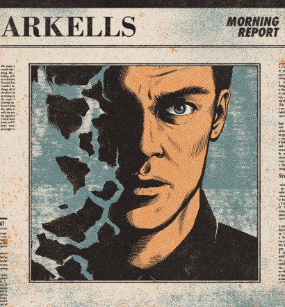 cover - arkells - morning report