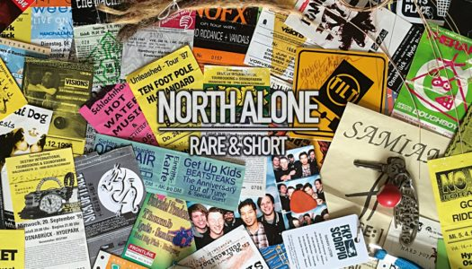 NORTH ALONE – Rare & Short
