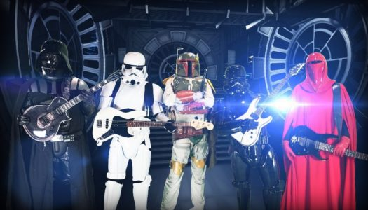 GALACTIC EMPIRE: Debüt-Album am 03. Februar auf Rise Records!