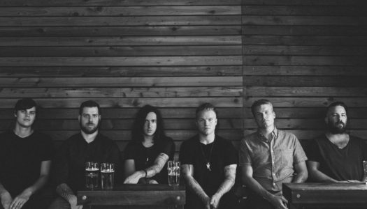 "UNDEROATH: EU-Tourdaten der ""Rebirth Tour"""