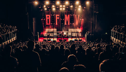 BULLET FOR MY VALENTINE, KILLSWITCH ENGAGE, CANE HILL, Bremen, Pier 2, 18.11.2016