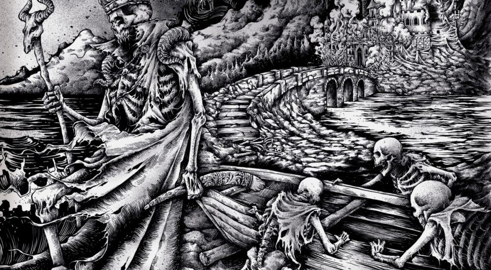 Cover - Deserted Fear - Dead Shores Rising