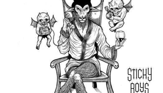 STICKY BOYS – Calling The Devil