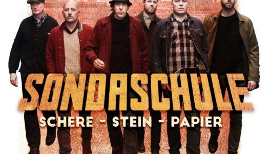 SONDASCHULE – Schere – Stein – Papier