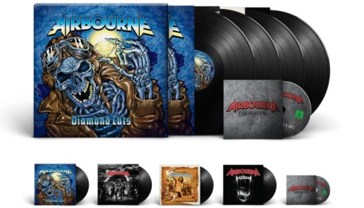 AIRBOURNE – Diamond Cuts