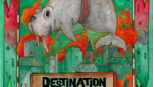 DESTINATION ANYWHERE – Bomben