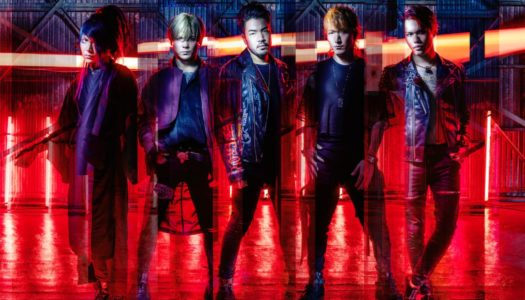 CROSSFAITH Interview – Hamburg, Logo, 03.10.2018