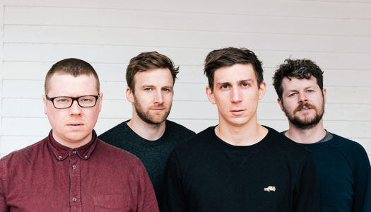 WE WERE PROMISED JETPACKS  – neues Label, neue Tour