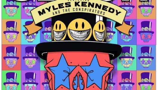 SLASH feat. MYLES KENNEDY & THE CONSPIRATORS – Living The Dream