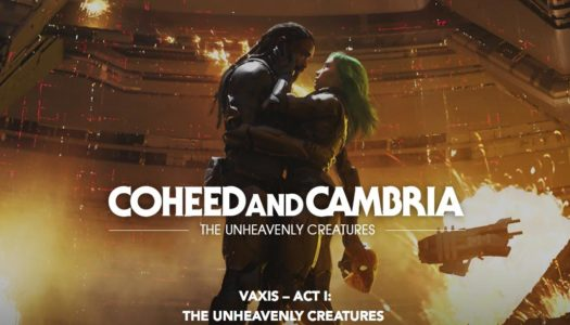 COHEED AND CAMBRIA – Vaxis – Act I: The Unheavenly Creatures