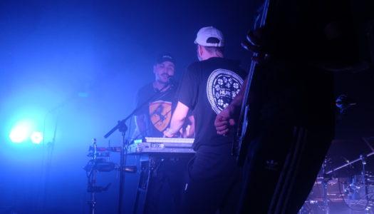 LEONIDEN – Leipzig, Felsenkeller, 09.11.2018