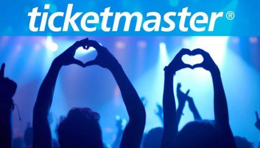Ticketmaster – TICKET DES JAHRES