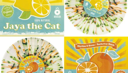 JAYA THE CAT vs. MACSAT – Split EP