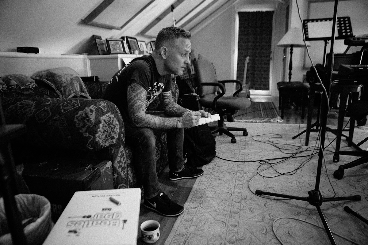 Dave Hause Photo courtesy of End Hits Records