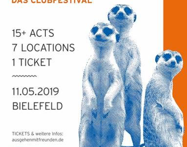 Neues 1-Tages Club Festival in BIELEFELD