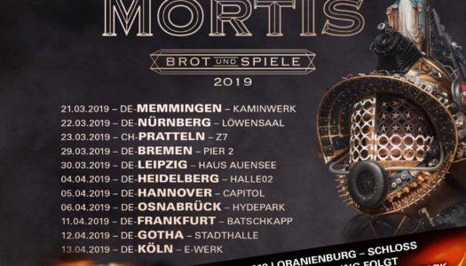 SALTATIO MORTIS mit neuem Album und auf Tour