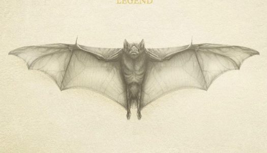 HE IS LEGEND – White Bat