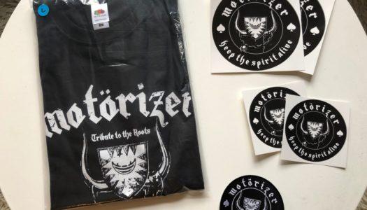 MOTÖRIZER – Lemmyversary & Tour im November/Dezember 2019 + Verlosung