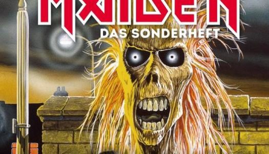 IRON MAIDEN – Das Sonderheft: Rock Classics Nr. 29