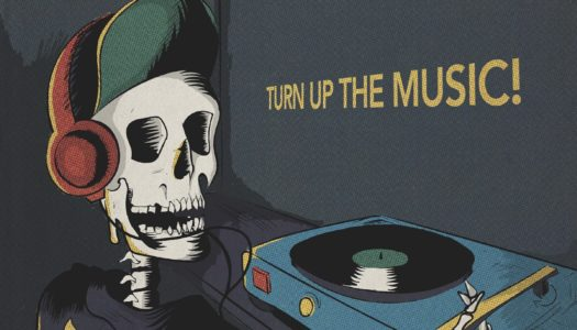 SATURDAY'S HEROES – Turn Up The Music!