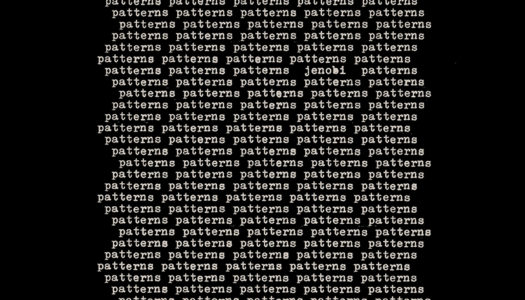 JENOBI – Patterns