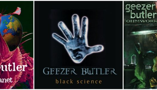 "GEEZER BUTLER – ""Plastic Planet"", ""Black Science"" und ""Ohmwork""-Re-Releases"