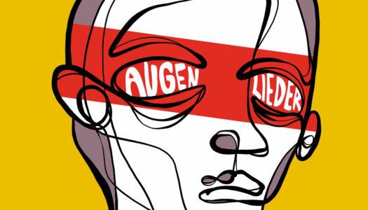 ROTE AUGEN – Augenlieder