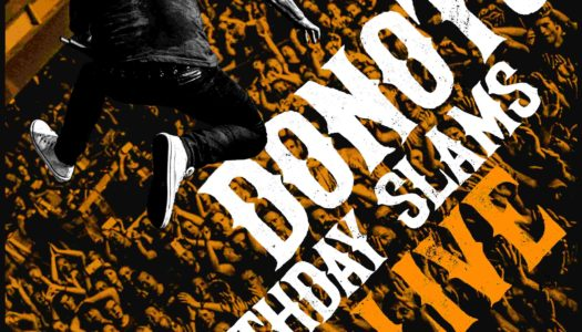 DONOTS – Birthday Slams Live