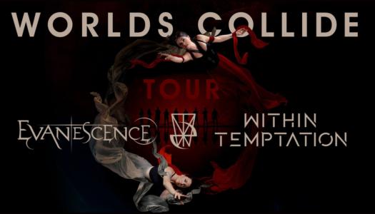 Within Temptation & Evanescence – Tourverschiebung